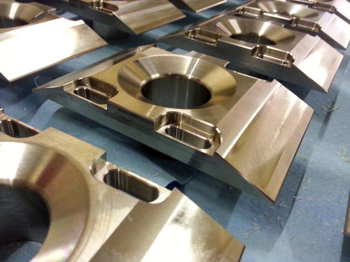Production Machined Components