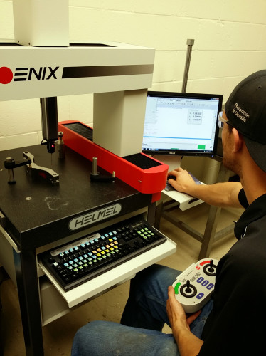 Swift Manufacturing & Engineering QC Lab and CNC CMM